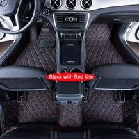 PONSNY Car Floor Mats Case for BMW 2 Series 218i F23 Cabriolet 220i F22 Coupe Wagon