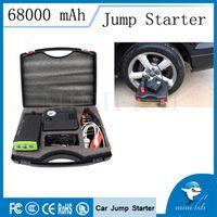 Emergency Power Bank Mini Car Jump Starter / 12V Portable Car Auto Electric Pump Air Compressor Tire Inflator 150PSI
