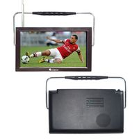 Free Shipping Attractive High Quality 9 inch portable DVB T2 TV Nice Christmas Gifts for Parents And Kids