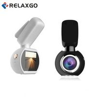 Relaxgo Wifi Mini Camera GPS Logger FHD 1080P Dash Cam Car DVR Night Vision