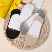 SP&CITY Cotton Breathable Invisible Women High Heels