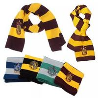 dropasap Harry Potter Cosplay College scarf Gryffindor
