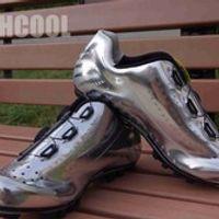 SIDEBIKE Super light tour de france self-locking MTB carbon cycling shoes sliver