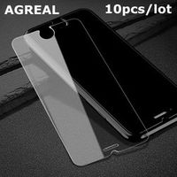10Pcs/Lot 0.3mm 9H 2.5D Tempered Glass for iPhone 5 5s 5c SE 6 6s 4s 4 Explosion Proof screen protector Film for iphone 7 plus