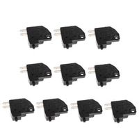 10 Pcs New Front Lever Right Swith brake switch for Motorcycle Stop Light Scooter