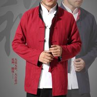 High Quality Bruce lee wing chun reversible jacket clothes traditional chinese kung fu uniforms Tops tang suit clothing coat
