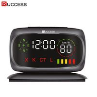 Ruccess S800 Police Speed Radar Detector GPS Russian 360 Degree X K CT L antiradar