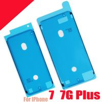 10pcs/lot Waterproof 3M Pre-Cut Adhesive Glue Tape  For iPhone 7 7G Plus Front Housing  Frame  Sticker