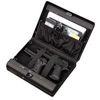 Pistol Mobile code Metal Safe Box Gun Vault Jewelry Cash Mone Safe Box Car Home Office Makeup Organizer