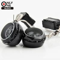 only one audio ONE 4 Ohm impedance loud speaker MAX POWER 240W dome tweeter Car