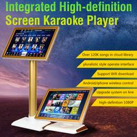 HD-HYNUDAL Chinese Home Karaoke Machine 2TB HDD Integrated High-definition
