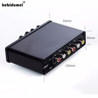 kebidumei A933 Mini Karaoke Machine System Sound Mixer Amplifier 12V W/ RCA In Out