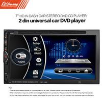 Czchuang 1269 7 inch Bluetooth V3.0 Car Stereo Touch Screen 32GB DVD Player Support