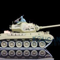 HengLong 1/16 USA Pershing RTR RC Tank Model Upgraded Metal Ver Sound Smog 3838
