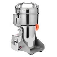 700g Grains Spices Hebals Cereals Coffee Dry Food Grinder Mill Grinding Machine gristmill home medicine flour powder crusher