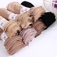 AWAYTR 10 Pairs / Autumn Comfortable Silk Women Low Solid