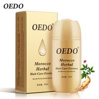 OEDO Morocco Herbal Ginseng Hair Care Essence Treatment For Men Women Loss Fast