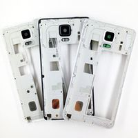 HXEBGT For Samsung Galaxy Note 4 N9100 N910F N910V N9108V N910C Middle Chassis Plate