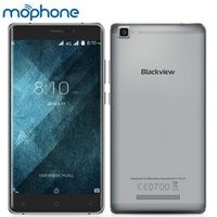 "Blackview A8 Max Smartphone 4G Android 6.0 Quad Core MTK6737 5.5"" IPS 16GB ROM Dual Cameras CNC Technology Mobilephone"