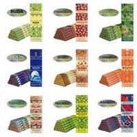 29Flavor India Incense Handmade Aromatherapy Stick Boxes