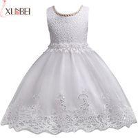 xunbei Flower Girl Dresses Gowns First Communion Dresses