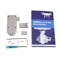 Metal Aluminum Gimbal Crash Protector Ribbon Cable Saver For DJI Phantom 4