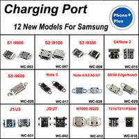 DDONG(电子设备) 12Model 24PCS USB Charging Port Connector For Samsung Compatible