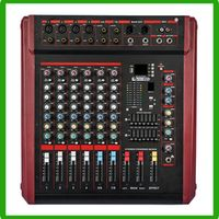 MLLSE 700W Power Audio Mixer 8 Channel For Professional Stage Live Sound System