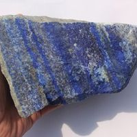 RongDe Jewelry 2590G Natural Untreated Lapis Lazuli