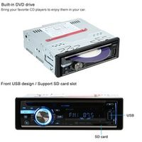 KKMOON In-Dash FM Aux Input Car Stereo Radio Audio Receiver CD DVD VCD WMA MP3 Player