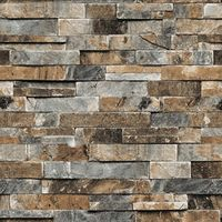 jiadou 3D Stereoscopic Faux Stone Brick Wall Wallpaper For Walls 3 D Living Room