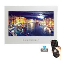 "Souria 42"" 1080HD Full Vanishing Television Magic Mirror WiFi Big Screen Android TV"