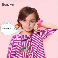 bundwin Mini Watch 3G For Kids SOS Emergency WCDMA Camera GPS LBS WIFI Location Smart