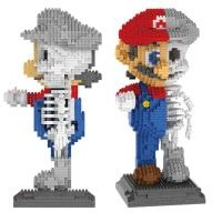ZRK 7807 Mary Mario Bros Brothers Mini 1686 pcs