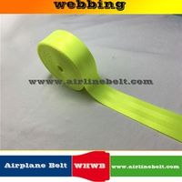 DGWHWB 10 meter per ROLL 38mm width style webbing Automotive Harness Racing Safety