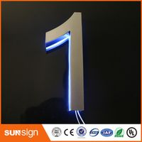 shsuosai Factory Outlet outdoor advertising backlit