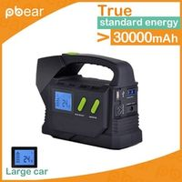 Car jump starter 32880mah High capacity battery source pack charger vehicle engine