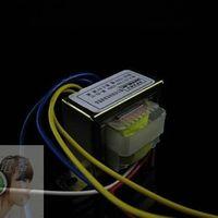 TIANCOOLKEI 6N3 6N2 6n11 tube preamplifier cholesteatoma power transformer double