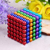 216pcs 5MM Neo Magnetic Magic Cube Balls Block Toys