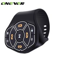 Onever Wireless Bluetooth Steering Wheel Media Button Remote Control Multimedia MP3