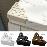 10pack/lot,1pack=4pcs Classical carved cutout lace collision angle square coffee table protective angle 1216 WJ