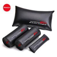 Noizzy Power Spaceship Car Auto Neck Waist Pillow Seat Belt Shoulder Pad Sweatproof