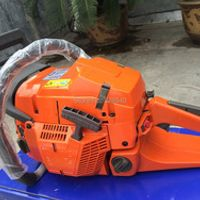 Professional petrol HUS365 Gasoline 65CC 3.4kw CHAIN SAW Heavy Duty Chainsaw