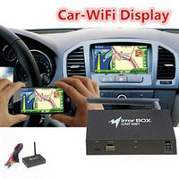 KKMOON Car WIFI Box for Android iOS Mobile Phone Navigation LCD Monitors Display A/V