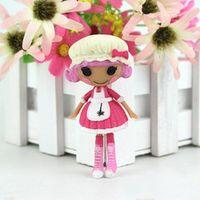 1pcs 3Inch MGA Lalaloopsy Mini Dolls For Girl's Toy