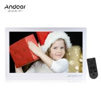 "Andoer 15.6"" Digital Photo Frame 1920 * 1080 HD Advertising Machine Full View Support"