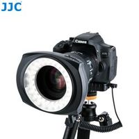 JJC LED Flash Camera Macro Light left/Right Half Whole Video For NIKON CANON SONY