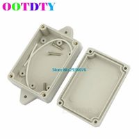 OOTDTY Waterproof Plastic Electronic Project Cover Enclosure Case Box 85x58x33mm APR5