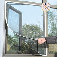 houseeker Window Mesh Room Cortinas Mosquito Net Curtain