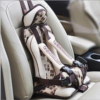 High Quality Portable Baby Car Seats In The Car Thickening Sponge Child Car Safety Chair For 0-5 Year Old Babies -- MKC029 PT49
